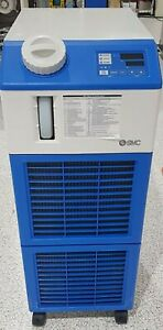 Smc Chiller Hrs050 an 20 3 Months Warranty With Working