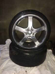 20 Inch Wheels And Tires
