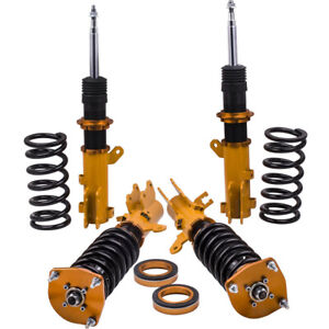 Coilovers Kit For Hyundai Tiburon Se Coupe 2 door 2005 2008 Adj Height Shocks