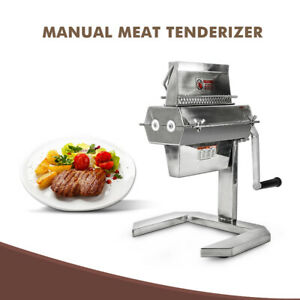Commercial Meat Tenderizer Cuber Heavy Duty Steak Flatten Hobart Steak Machine