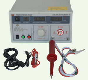5kv Ac dc Insulation Tester Electrical Megger Resistance Digital Withstand
