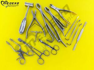 Veterinary Orthopedic Kit Surgical Orthopedic Instruments
