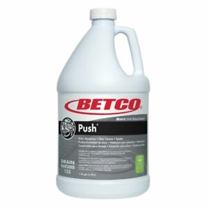 Betco Bioactive Solutions Push 1 Gallon Pack Of 4