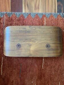 Herman Miller Eames Lounge Chair Rosewood Head Rest Shell