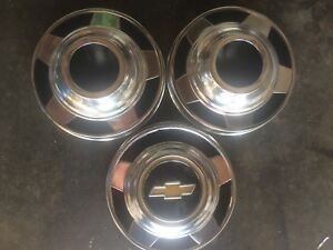 72 Chevrolet Blazer 4wdr Hubcaps Wheel Covers Caps
