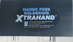 Xtra Hand Hands Free Soldering Stand Made In U s a