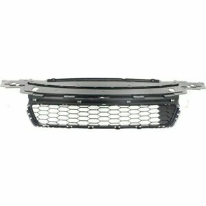 New Front Bumper Grille For 2013 2015 Honda Accord Sedan 71103t2aa00 Ho1036114