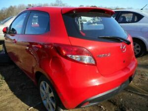 Speedometer Mph Without Outside Temperature Gauge Fits 11 14 Mazda 2 1403521