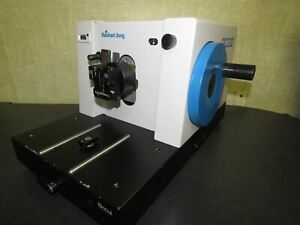 Leica Reichert Jung Biocut 2030 Manual Rotary Microtome Without Knife