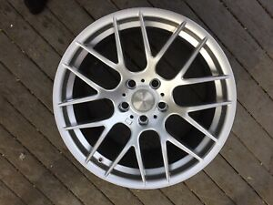 18 Avant Garde M359 Silver Concave Wheels Rims Fits Bmw Set Of 4