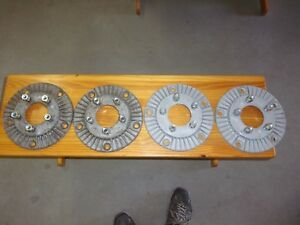 Vw Vintage Crager Cal Chrome Wheel Adapters Manx