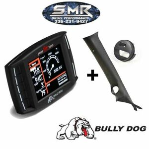 Bully Dog Gt Diesel With Pillar Mount 2011 2016 Ford Powerstroke 6 7l F250 F350