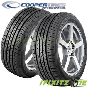 2 Cooper Cs5 Grand Touring 195 65r15 91t Real Life Performance All Season Tires
