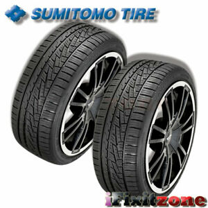 2 Sumitomo Htr A S P02 205 55 16 94w All Season High Performance Touring Tires