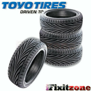 4 X New Toyo Proxes T1r 185 55r15 82v All Season Ultra High Performance Tires