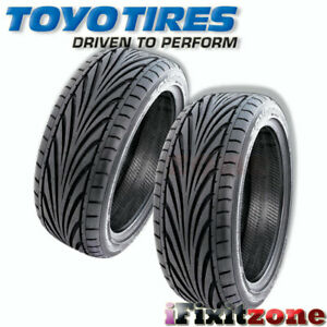 2 X New Toyo Proxes T1r 245 45zr16 94w All Season Ultra High Performance Tires