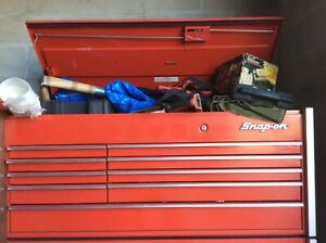 Snap On Snapon Snap on Ka1200 Top Chest Red Nice