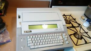 Vintage Smith Corona Pwp 1000 Personal Word Procecessor Tested And Working