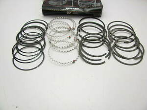 Sealed Power E 300x 30 Engine Piston Rings 030 1970 1976 Pontiac 455 v8