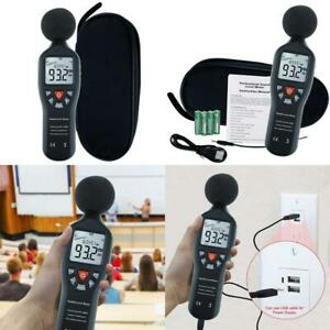 Gain Express Professional Sound Level Meter With Backlight Display High