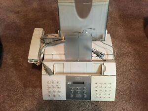 Canon Fax Machine Faxphone L75 Used Working