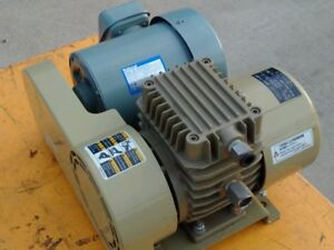 Orion Dry pump Kha750a 301 g1 220v 3 Phase 0 75 Kw Induction Motor