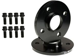 10mm Wheel Spacers 4x100 57 1 Cb Pair With Bolts For Bmw E30 M3 New 318 325 Is