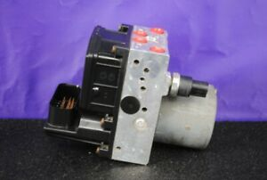99 03 E39 E38 540i 740i Abs Anti lock Brake Pump Module Dsc 34 52 6 758 971