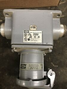 Hubbell Hbl460rs1w Nsmp Pin And Sleeve Device