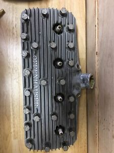 Offenhauser Offy Ford Mercury Flathead Cylinder Heads 1939 48 Offy 1068 425