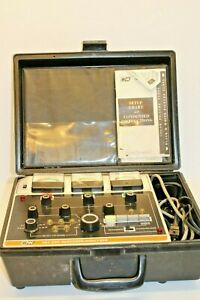 Parts Or Repair B k Precision 467 Picture Tube Restorer Analyzer Power Tested