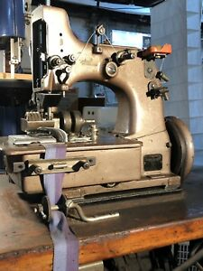 Union Special 81200 Hd Industrial Carpet Binding Sewing Machine