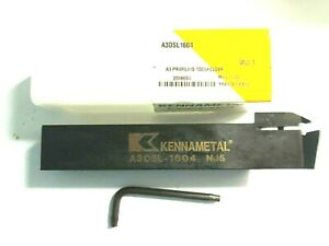 Kennametal Tool Holder Lathe A3dsl1604 A3 2598658