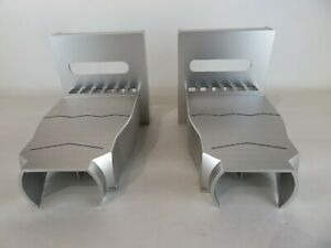 New 2 Cremer 24818 Thick Wall Channel Divider Discharge Funnel 23892 0046