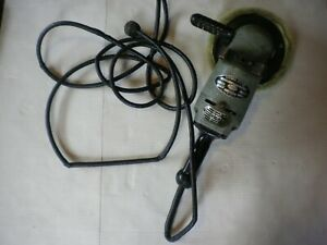 Mid century Sioux Model 1267 Portable Electric High Speed Hd Sander buffer