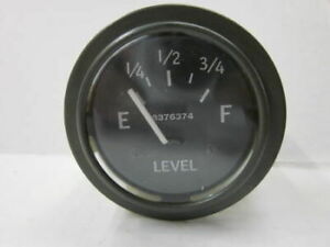 Military Willys Jeep M38 M38a1 G740 G758 Dodge M37 G741 24 Volt Fuel Gauge