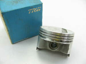 Trw L2423 Engine Piston Std Size 1973 74 Pontiac 455 4 151 Bore