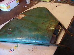 1941 Oliver 60 Row Crop Farm Tractor Right Fender very Nice