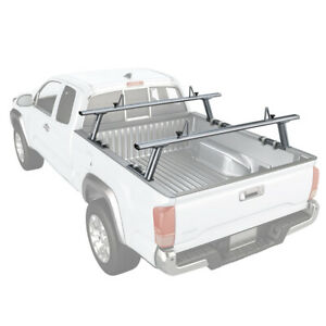 Aluminum Racks Truck Ladder Rack Contractor Pick Up Lumber Cargo 800lbs