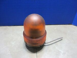 Patlite Cnc Warning Light Orange Lamp Matsuura 510 Cnc Vertical Mill