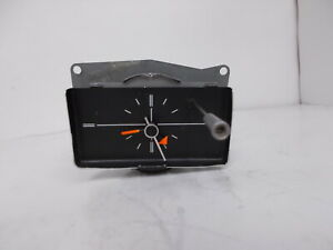 1967 1968 Chrysler Imperial Clock Beautiful Serviced Works Perfectly