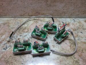 Omron Circuit Board Dcn1 2 T port Tap Cnc Lot Of 5