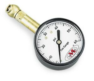 Accugage 60xga Tire Pressure Gauge 3 60 Psi In 1 Lb Incr