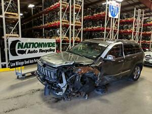 Front Differential Out Of A 2012 Jeep Grand Cherokee With 118884 Miles 3 45 Gear
