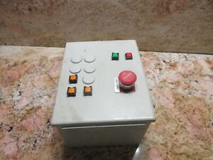 Hoffman Switch Wire Relay Type 12 13 Issue J 9626 Electrical Box Komo Router