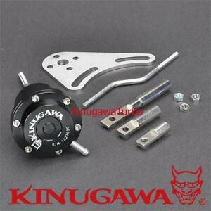 Kinugawa Adjustable Turbo Wastegate Actuator Garrett Gt25 Gt28 Gt30 1 0 Bar