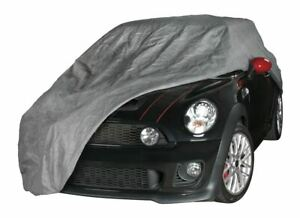 Sealey Sccs All Seasons Car Cover 3 Layer Small