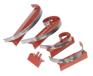 Sealey Sts05 Scroll Tool Jig Set 5pc