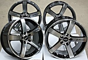 Alloy Wheels 19 Cruize Blade Bp Fit For Chevrolet Aveo Cavalier Cruze Trax Trac