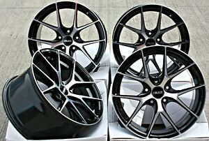 Alloy Wheels 18 Cruize Gto Bp Fit For Chevrolet Aveo Cavalier Cruze Trax Tracke
